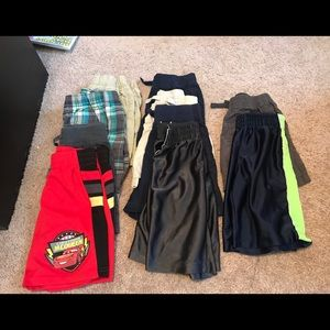 Other - 10 pairs of 4T boy shorts